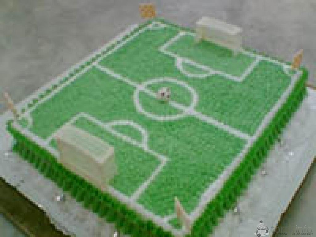 Как сделать футбольные поле своими руками