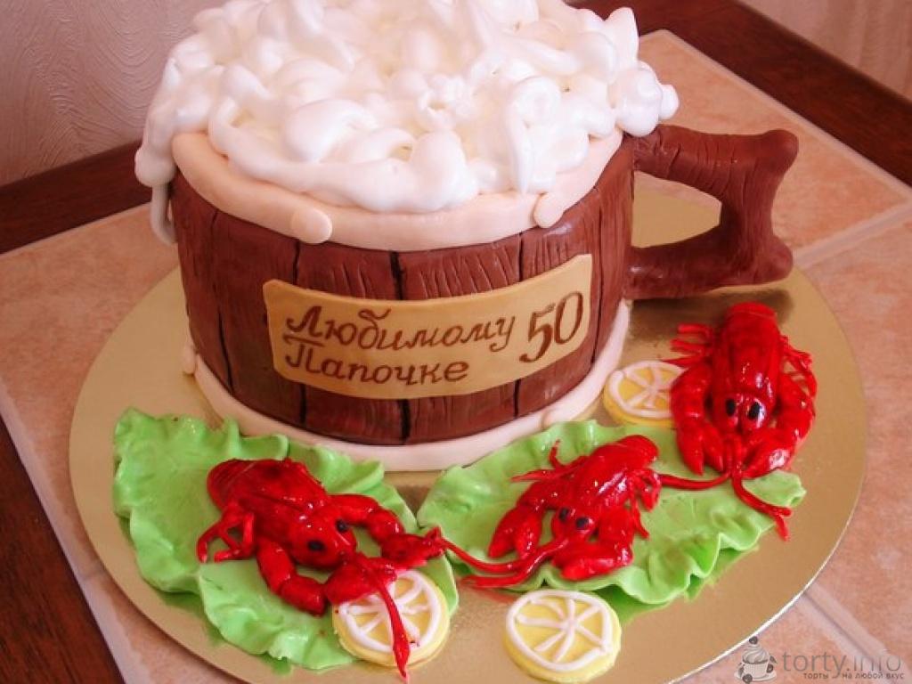 фото тортов для мужчин из мастики