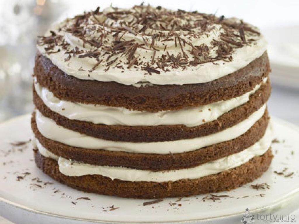 Торт тирамису рецепт в домашних условиях с коржами